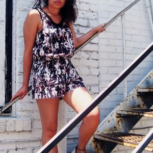 Urban Outfitters Silence & Noise Romper